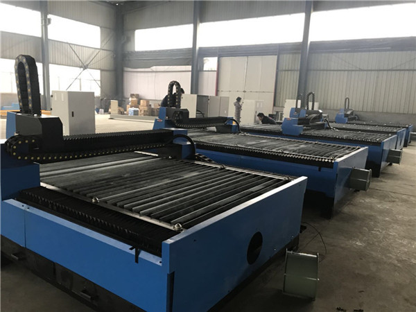 Cheap cnc plasma cutting machine for metal parts